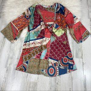 CABI kimono cardigan